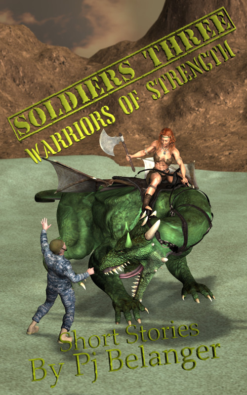 Soldiers Three - Warriors of Strength